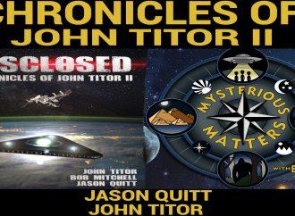 Chronicles of John Titor: Secret Space Program ► Time Manipulation