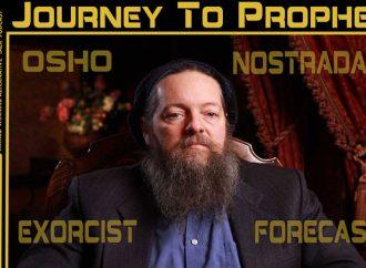 Spiritual Journey to Prophecy: The John Hogue Story