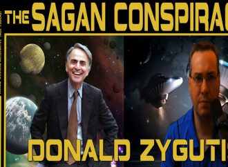 Don Zygutis: Conspiracy to silence Carl Sagan's Theory of Ancient Aliens